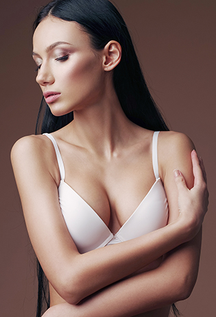 「水滴狀義乳」+「免按摩美形隆乳」各有所長